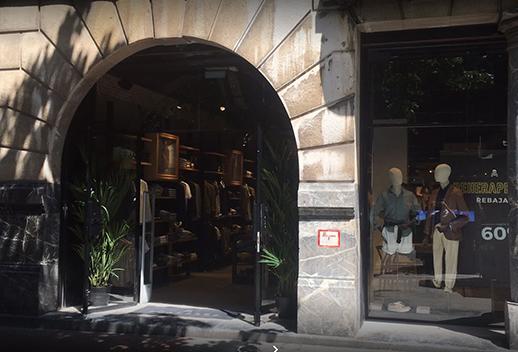 Scalpers en Gran Vía 42, Bilbao