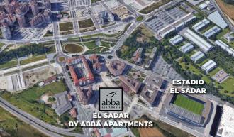 Apartamentos turísticos Pamplona- El Sadar aparments