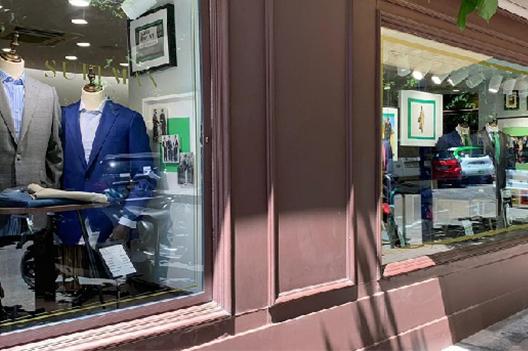 Tienda Suitman en Gran Vía