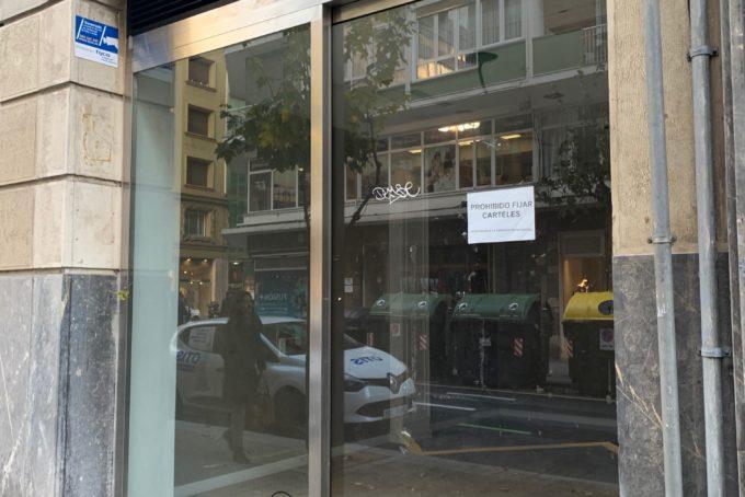 Local comercial en Rodriguez Arias, Bilbao