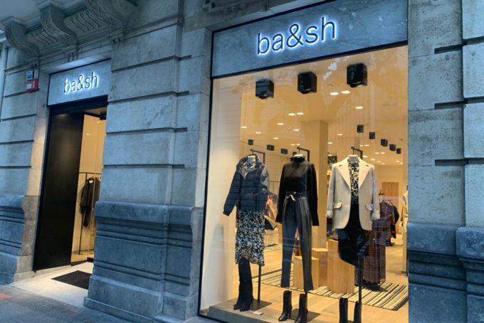 La nueva tienda de ba&sh abre en Bilbao