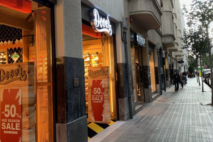 Venta de local comercial en Rodriguez Arias