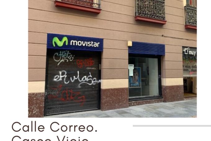 Local comercial Casco Viejo- Bilbao