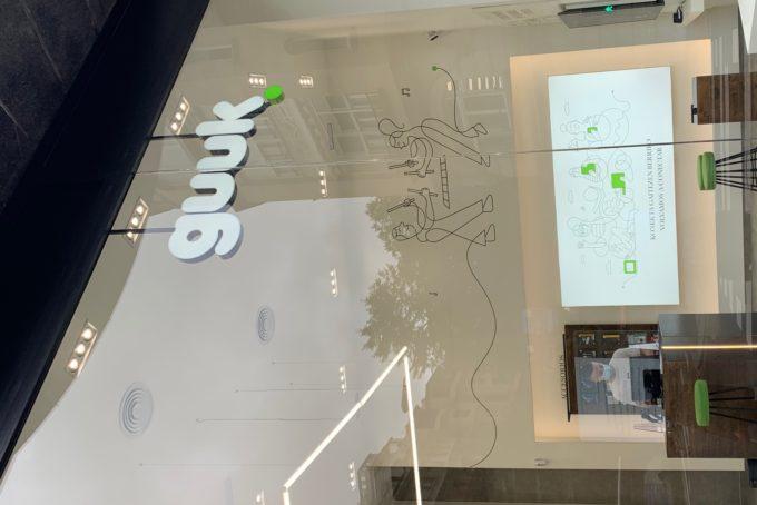 Guuk abre su tienda en Bilbao