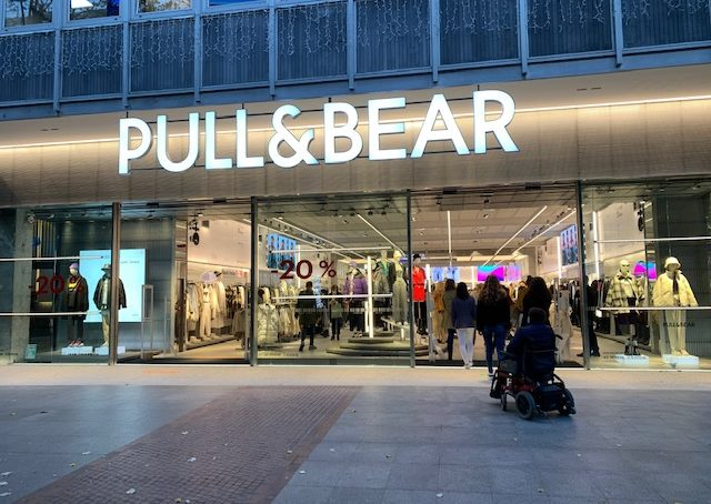 Pull&Bear se traslada a Gran Vía 17